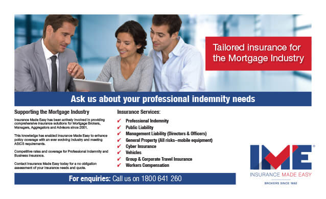 Mortgage Brokers - Insurance Made Easy