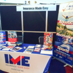 IME booth at the 2017 National Conference