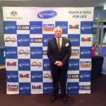 James Gillard ( Managing Director IME )